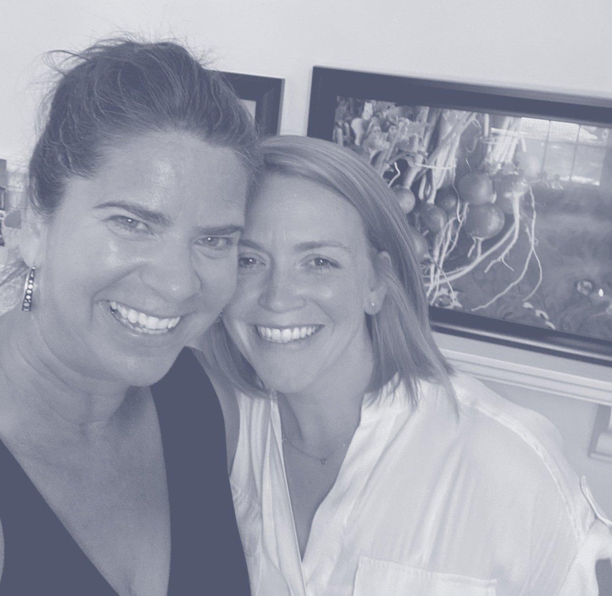 Founders Ami & Katie